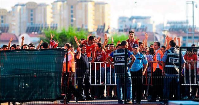 Antalyaspor taraftarı bilet mağduru oldu