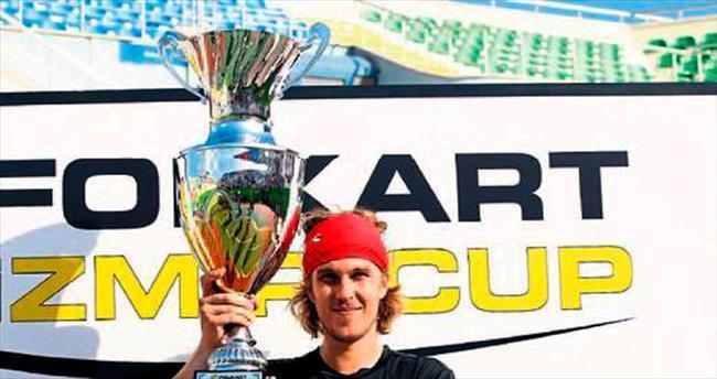 Folkart'ta şampiyon Lukas
