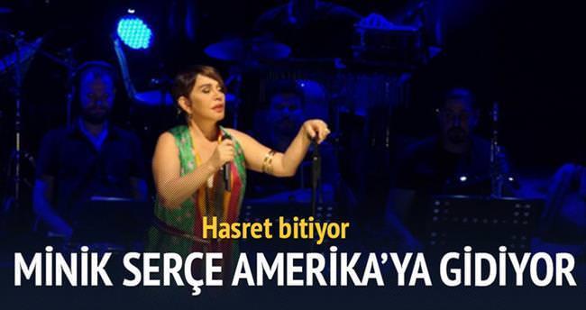 Minik Serçe, Oscar salonunda konser verecek