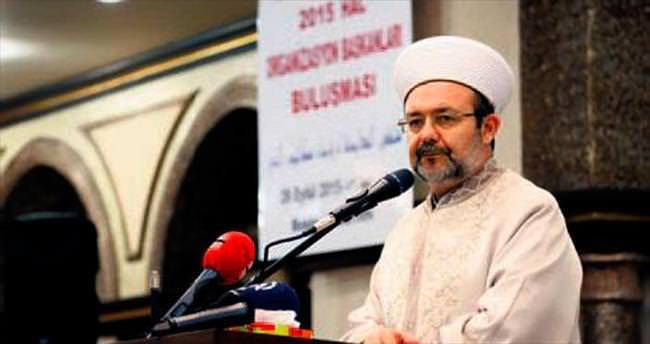 'Bütün Müslümanlar hacılarını eğitmeli'