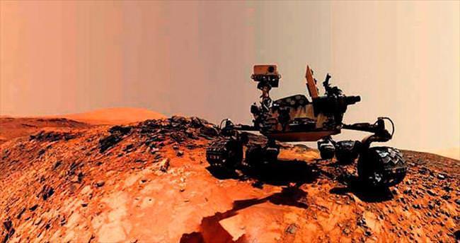 NASA'dan tarihi Mars açıklaması