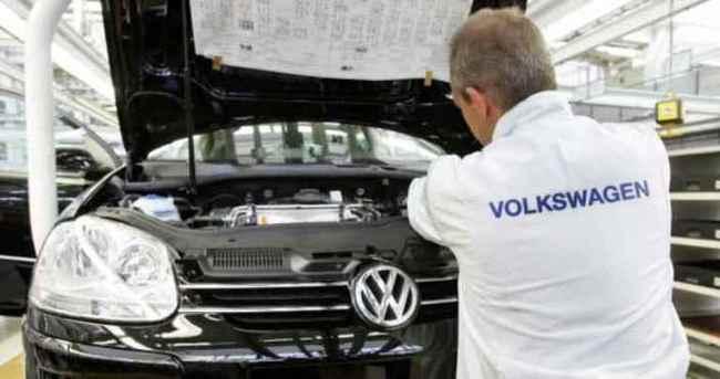 Volkswagen'de Ar-Ge durdu!