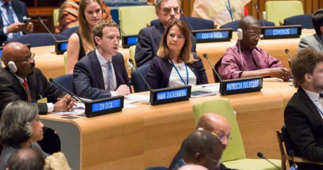 Facebook mülteciler için internet sağlayacak
