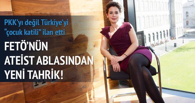 Pelin Batu PKK basınında Türkiye'yi suçladı!