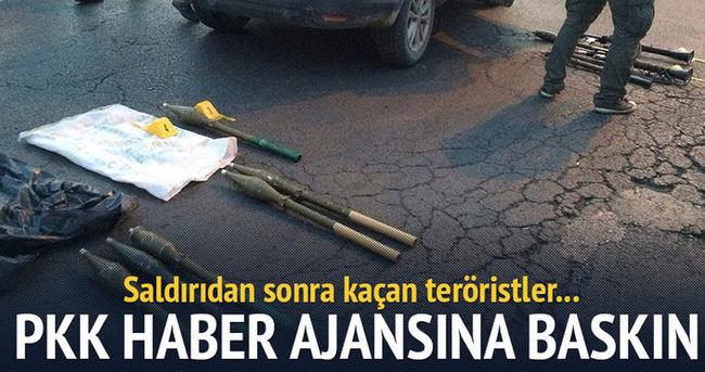 PKK Haber ajansına operasyon: 32 gözaltı