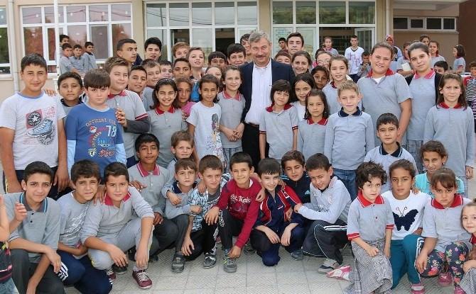 Başkan Yaralı Yeni Eğitim Yılını Kutladı