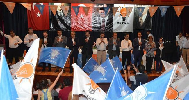AK Parti Milletvekili adayları Aydın'ı 3 günde dolaştı