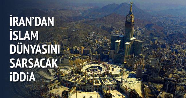 İran'dan İslam dünyasını sarsacak iddia