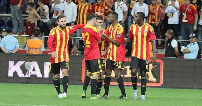 Gol fakiri Kayserispor