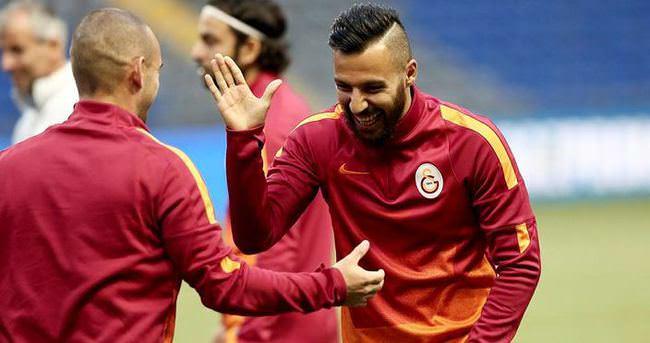 Galatasaray, Astana maçına hazır