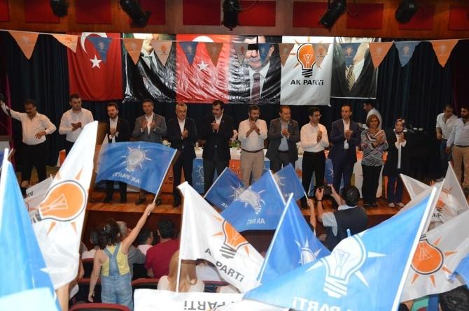 AK Parti Milletvekili Adayları 3 Günde Aydın'ı Kat Etti