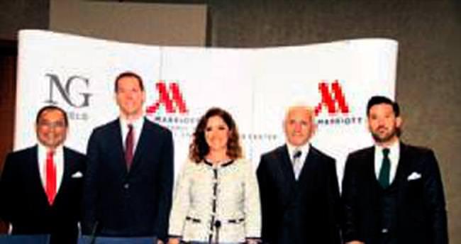 NG Hotels ve Marriott'tan ortaklık