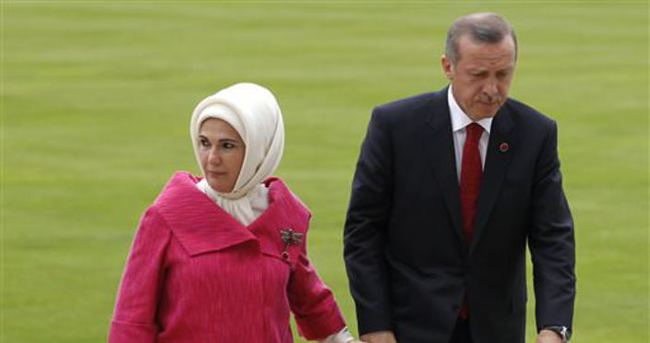 Erdoğan'dan taziye ziyareti