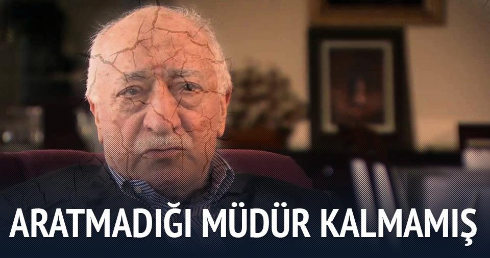 Gülen'in darbe talimat trafiği