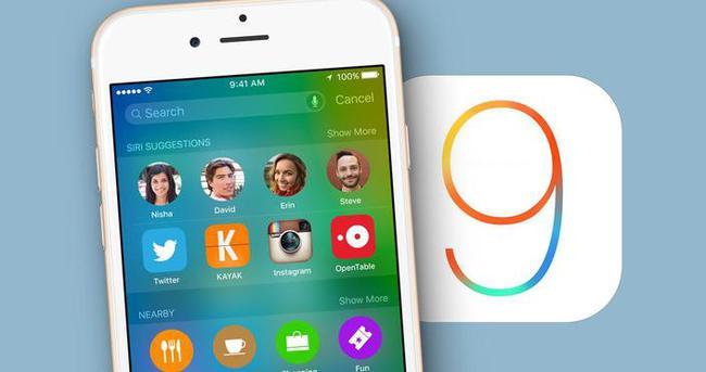 Dikkat! iOS 9 kotanızı uçurabilir!