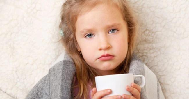 Çocuklarda görülen grip, astım habercisi olabilir
