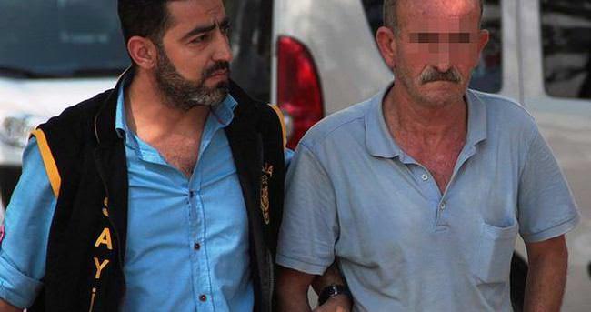 Evinde fuhuş yaptıran adam gözaltına alındı