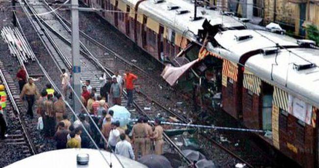 Hindistan'da tren saldırısına beş idam