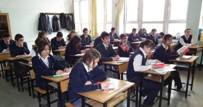 Liselere kayıt yaptırmayan öğrenci kalmadı
