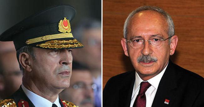 Kılıçdaroğlu ile Hulusi Akar arasında sürpriz görüşme