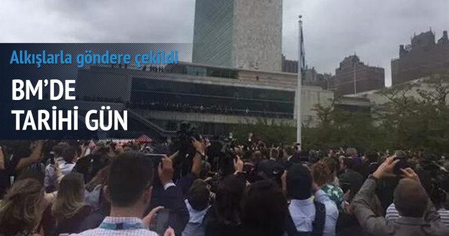 BM'de tarihi gün