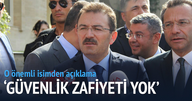 İçişleri Bakanı Altınok'tan sandık açıklaması