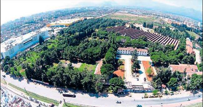 Antalya'nın yeni vahası