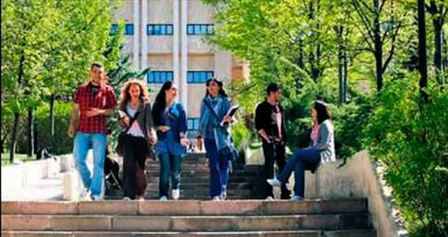 İlk bine başkentten 4 üniversite girdi