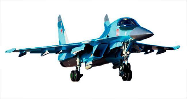Rusya, Suriye'de hava saldırılarına başladı