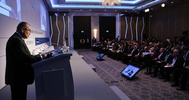 Alaboyun, G20 Enerji Bakanları Toplantısı'nda konuştu