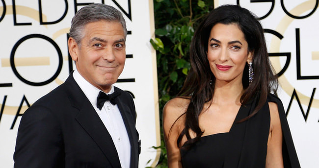 George Clooney eşine yıldönümü hediyesi almamış