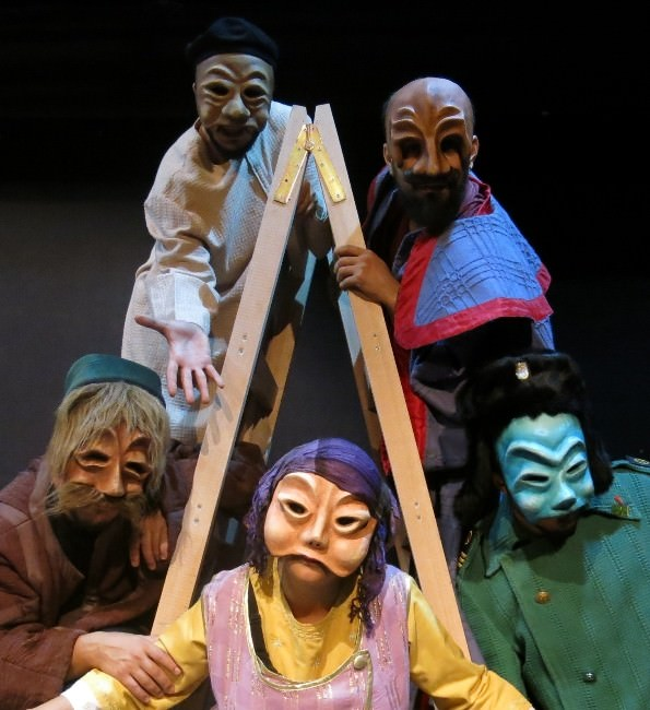 Bursa'da Tiyatro Rüzgarı