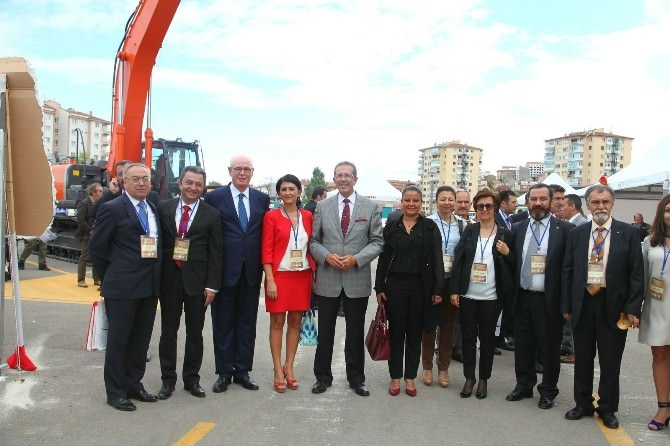 Eskişehir'de V. Uluslararası Maden Makinaları Sempozyum Ve Sergisi
