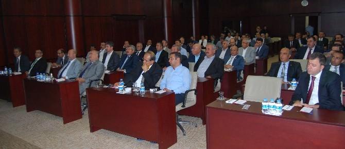 GTO Başkanı Bartık'tan '2016' Çağrısı