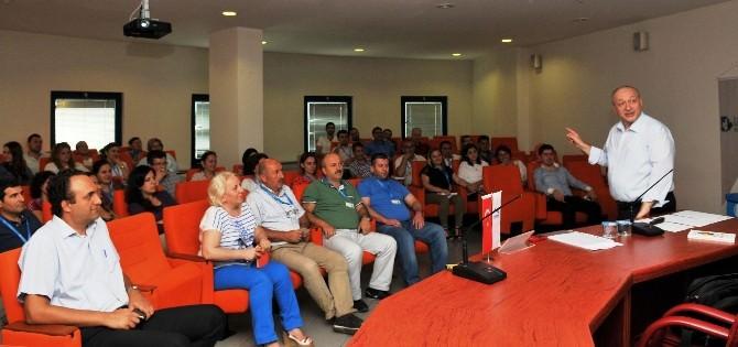 İzmit Belediyesi Hizmet İçi Eğitimlere Devam Ediyor