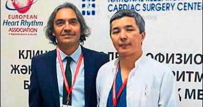 Kazakistan'da Balcalı imzası