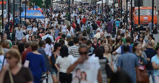Dünya nüfusunun yarısı 5 ülkede yaşıyor