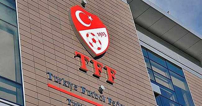 TFF'den Fenerbahçe'ye yanıt