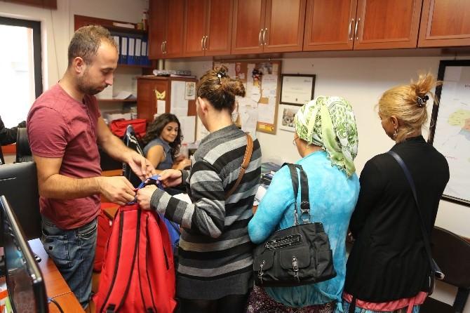 Eskişehir Büyükşehir Belediyesi'nden Eğitim Yardımı