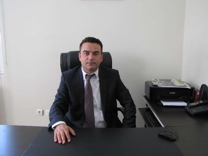Hisarcık İlçe Gıda, Tarım Ve Hayvancılık Müdürlüğü'ne Atama