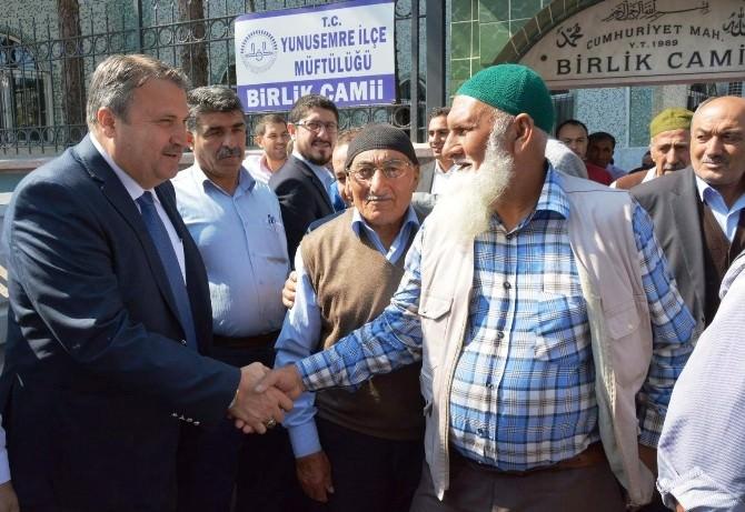 Çerçi'den Mahalle Ziyareti