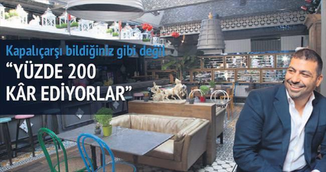 Kapalıçarşı'da bir yüzüğü yüzde 200 kârla satıyorlar