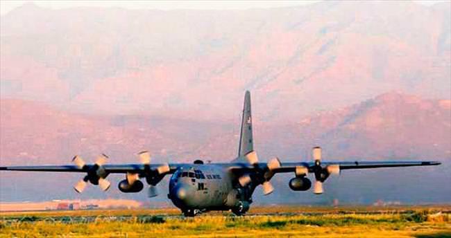 Taliban, ABD uçağını düşürdüğünü iddia etti