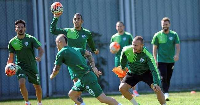 Bursaspor, Rizespor'a hazır