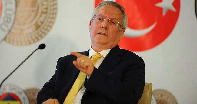 Fenerbahçe'den TFF'ye sert tepki
