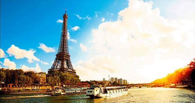 Paris'te ziyaret etmeniz gereken 5 yer