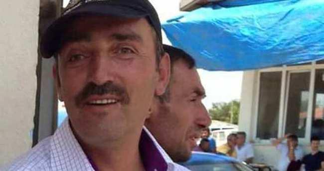 Kahvede otururken boynunu arı sokan işçi öldü