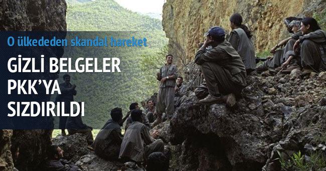 Almanya'da 'Gizli belgeler PKK'ya sızdırıldı' soruşturması