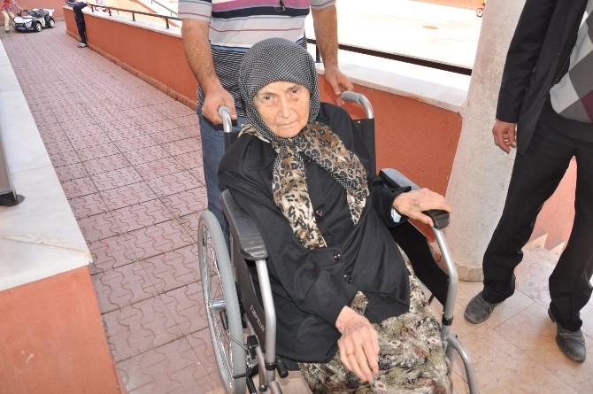Dursunbey Belediye Başkanının Annesi Vefat Etti