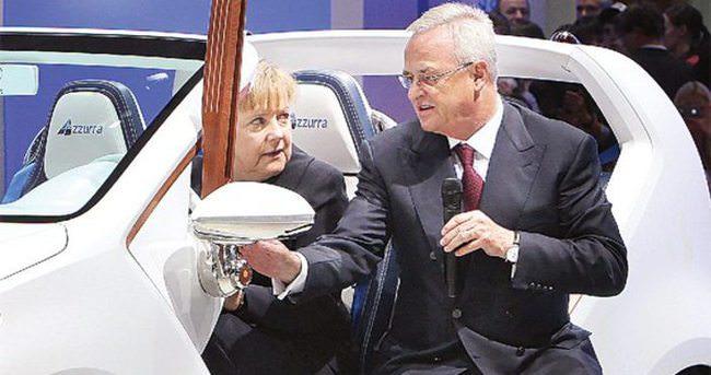Merkel: Almanya'ya zarar vermez
